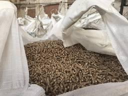 У Виробників купляємо паливні гранули пелети (пеллет) А2 в Біг-Бегах