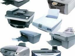 Куплю б.у. принтера,факсы,картриджи,ноутбуки