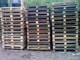 Куплю б/у деревянные поддоны 1200*800 - фото 2