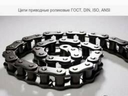 Куплю Цепи приводные роликовые цепи; ПРА, 2ПРА, 3ПРА, ПРЛ, 2
