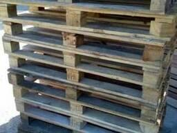 Куплю деревянный поддоны б/у и новые