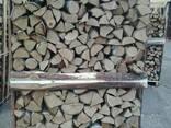 Куплю дрова колотые дуб, ясень в ящиках - фото 1