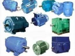 Куплю Электродвигатели новые и б/у 4А,4АМ,5А, АИР, АСИ, Дазо, Вао, Акн, Ван, Азм, Арм, М