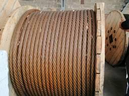 Куплю канат стальной лента транспортерная