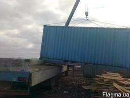 Куплю контейнер длинной 6 метров (20 футов)
