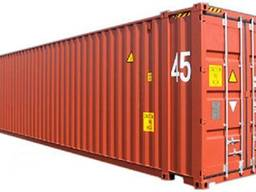 Куплю контейнер морской б/у 20 и 40 футов