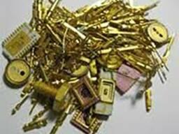 Куплю лом драгоценных металлов.