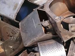 Лом Нержавеющая сталь. Демонтаж Вывоз. Металлолом