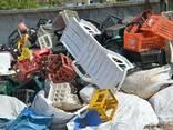 Пластиковая тара, лом пластмасс, отходы производства - фото 1