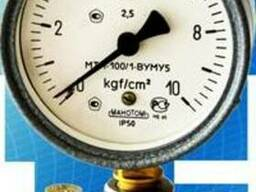 Куплю манометры для пищевой промышленности МТП-100/1-ВУМ