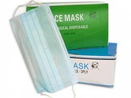 Огранизация закажет изготовление защитных масок