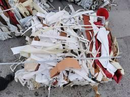 Куплю мебельную пленку ПВХ (отходы)