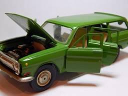Куплю модели машинок СССР 1:43