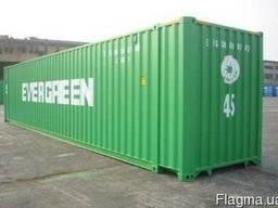 Куплю морской контейнер