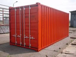 Морской контейнер, вагончик, бытовку