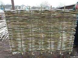 Куплю паркан з ліщини(горішина)