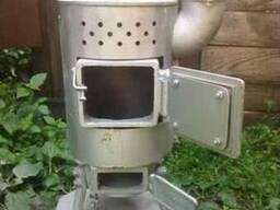 Куплю печка буржуйка на дровах, польовий ТА-5М- надежный кот