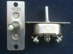 Продам переключатели: ПП-45М 35а, 27в В-45М ППН45 ПН45М-2