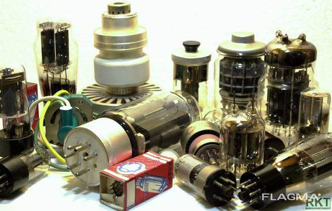 Куплю радиолампы, вакуумные конденсаторы