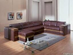 Куплю различную б/у кожаную мебель