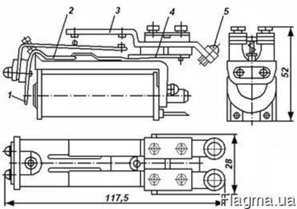 Куплю реле РКС-3 РС4.501.204