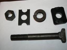 Куплю рельсовый крепёж, болт клемный, закладной, стыковой. подкладку КБ-50 и КБ-65,