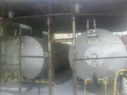 Куплю резервуары для углекислоты СО2 УДХ. НЖУ ТРЖК