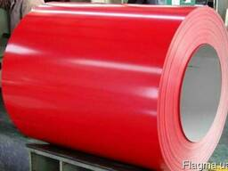 Куплю !!! Рулонную Окрашенную сталь 0,25-0,70мм