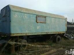 Куплю для себя кунг/вагончик/бытовку в Крыму