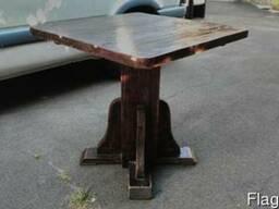 Куплю стол и стулья для летнего кафе