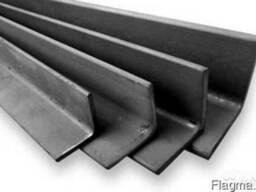 Куплю уголок металлический от 25-100мм мин длинна 4м - 6м