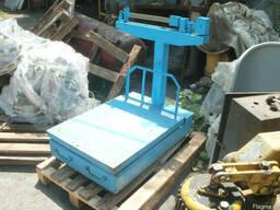 Куплю весы напольные платформенные механические от 500 кг