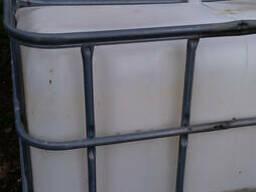 Куплю Ёмкости кубовые (Еврокуб) 1000 л б/у