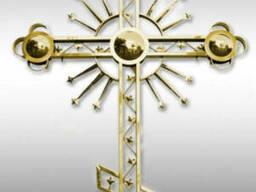 Хрест купольний