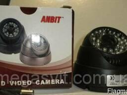 Купольная камера видеонаблюдения для дома Sony Anbit 5037 (в