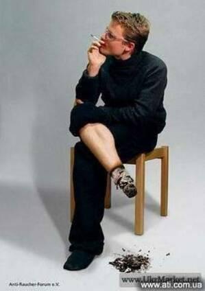 Лечение курения сигарет у мужчин за 1 сеанс.