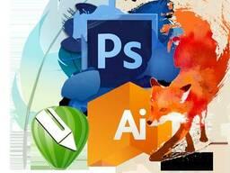 Курсы Photoshop для начинающих в Черкассах