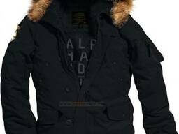 Куртка аляска Altitude Parka Alpha Industries, США
