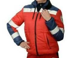 Куртка болонієва Парамедик жіноча