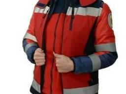 Куртка демісезонна софтшел Парамедик жіноча