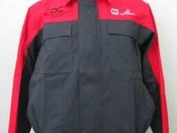 Куртка демисизонная, рабочая одежда, спецодежда,