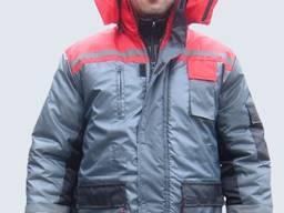 Утепленная рабочая куртка Виват