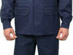 Куртка 'Специалист', цвет темно-синий