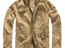 Куртка М65 Brandit Britannia койот