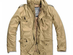 Куртка М65 Classic Brandit Vintage с подкладкой койот