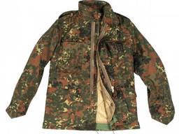 Куртка М65 Mil-Tec с подстежкой Flecktarn