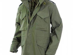 Куртка М65 Teesar с подстежкой олива