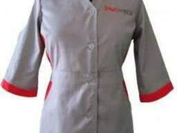 Куртка медицинская, спецодежда, рабочая одежда