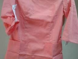 Куртка медицинская женская Аптромед, пошив под заказ