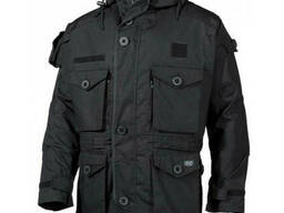 Куртка MFH Commando Smock черная